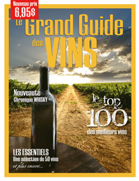 Le Grand guide des vins V3 #1